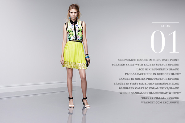 Prabal Gurung Lookbook