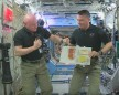 Astronauts Spend Thanksgiving In Space