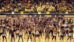 This school had their way of making their homecoming celebration a blast!