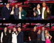 'The Voice' Season 9 Top 10 With Coaches