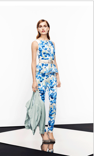 Karen Millen spring/summer 2013 collection
