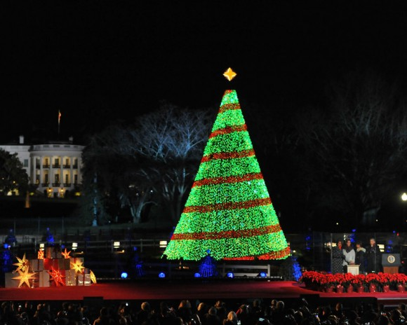 National Christmas Tree Lighting 2015 Live Online  Reese Witherspoon crxOmGGh