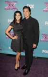 Mario Lopez and wife, Courtney Mazza