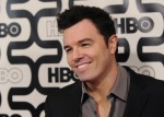 Seth MacFarlane arrives at the HBO after party after the 70th annual Golden Globe Awards in Beverly Hills, California January 13, 2013.