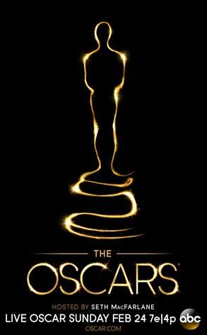 Oscars 2013 Poster