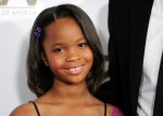 Actress Quvenzhane Wallis