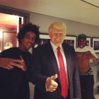 Donald Trump and Odd Future's Tyler The Creator