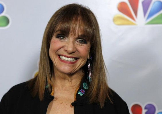 "Actress Valerie Harper arrives for the taping of ""Betty White's 90th Birthday: A Tribute to America's Golden Girl"" in Los Angeles January 8, 2012."