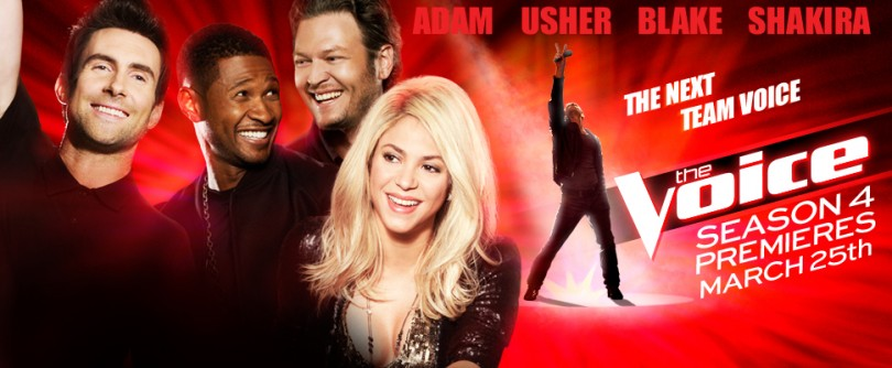 """The Voice"" Season 4"