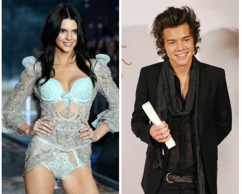 Who is harry styles currently dating 2014