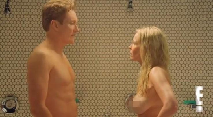 Chelsea Handler, Conan O'Brien