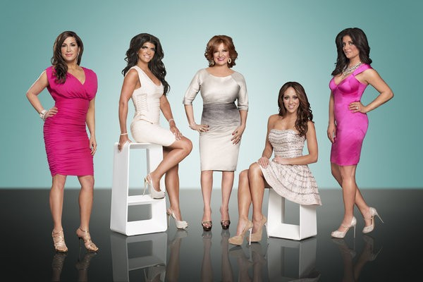Real Housewives Of New Jersey cast