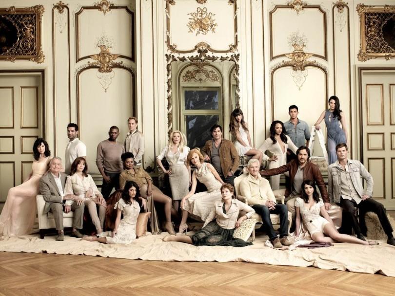 'All My Children' cast photo