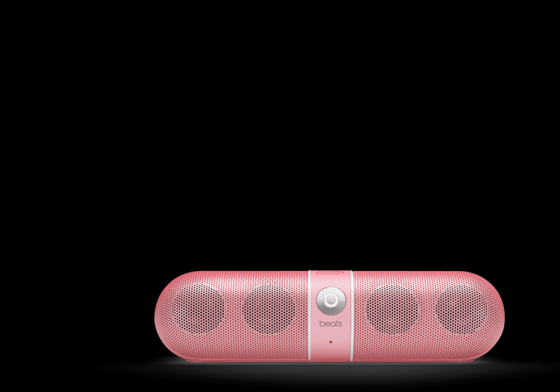 The Pill wireless speaker by Nicki Minaj