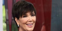 Kris Jenner Visits Blac Chyna's House, Talks To Rob Kardashian