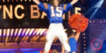 Nina Dobrev On 'Lip Sync Battle'