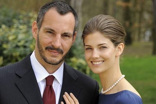 Kendra Spears & Prince Rahim Aga Khan