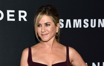 Jennifer Aniston for 'Mother's Day'