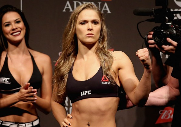Ronda Rousey To Be Featued In 'Sports Illustrated Swimsuit Issue'