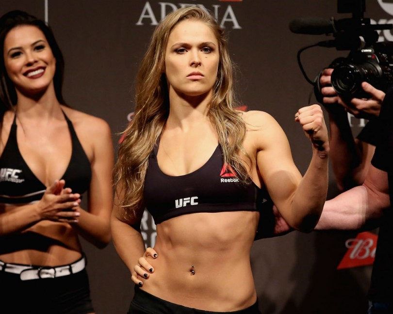 Ronda Rousey engaged to UFC Star Travis Browne