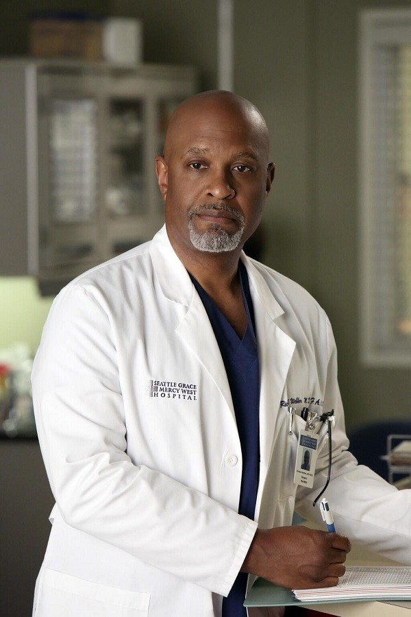 'Grey's Anatomy,' Richard Webber