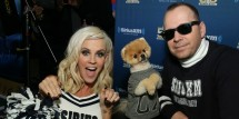Donnie Wahlberg & Jenny McCarthy tackle suburban life and continued growing pains as they enter into their second year of marriage on the third season of 'Donnie Loves Jenny'