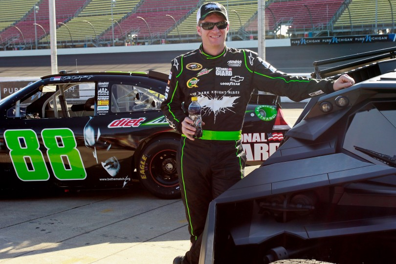 PHOTOS: Dale Earnhardt Jr. 'Dark Knight' Car