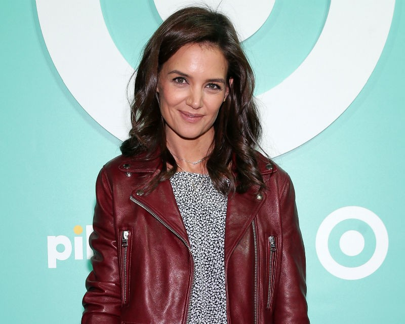 Katie Holmes News: Actress Looking To Date 'Friends' Star ... Katie Holmes Friends