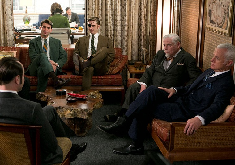 'Mad Men' Season 6 Recap For 'The Quality Of Mercy', Plus James Wolk Talks Bob Benson [VIDEO]
