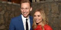 Elizabeth Olsen On Tom Hiddleston Dating Rumors