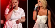 Kelly Clarkson Carrie Underwood