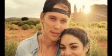 Vanessa Hudgens & Austin Butler Love Story