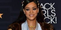 Rihanna At The 'Black Girls Rock!' Event