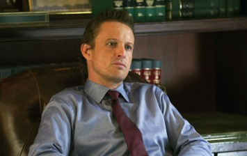 David Lyons in 'Game of Silence'