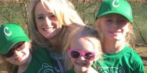 Leah Messer & Kids