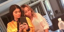 Kylie Jenner Posts Snaps With Blac Chyna, Reveals Their BFFs