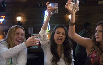 'Bad Moms' starring Kristen Bell, Mila Kunis and Kathryn Hahn
