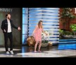 Last Dance with Chris Evans and Elizabeth Olsen