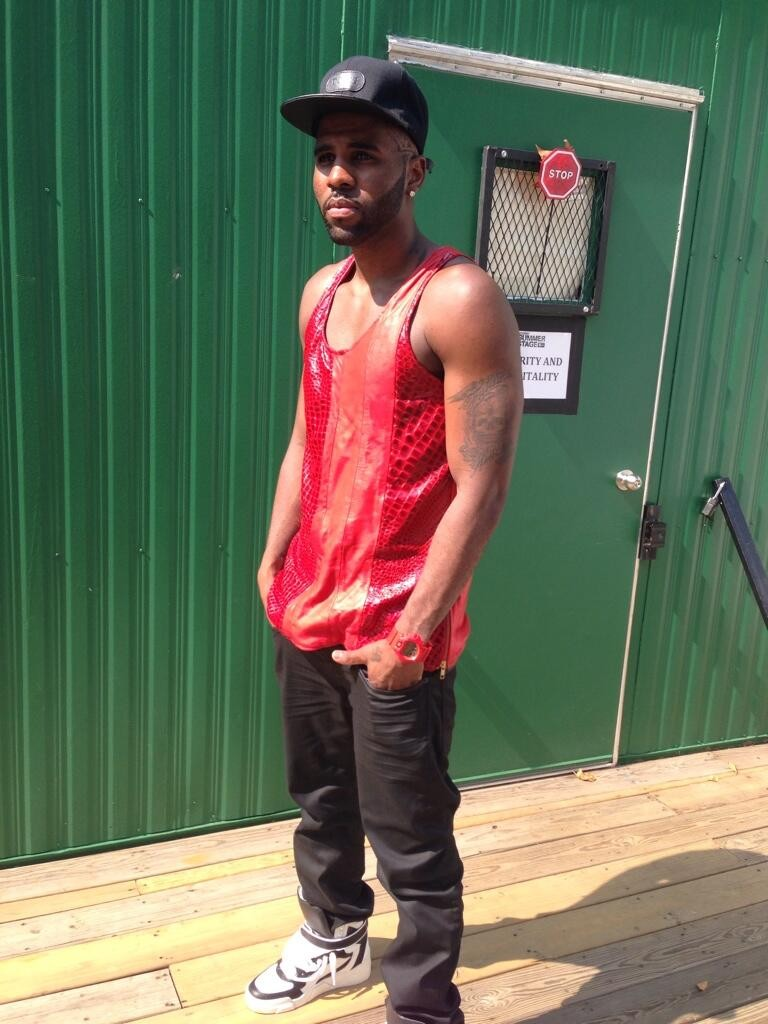 Jason Derulo July 19