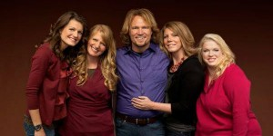 The Brown family on 'Sister Wives'