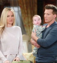 Sharon behavior causes Dylan to question what's wrong on the May 31, 2016 episode of 'The Young and the Restless'