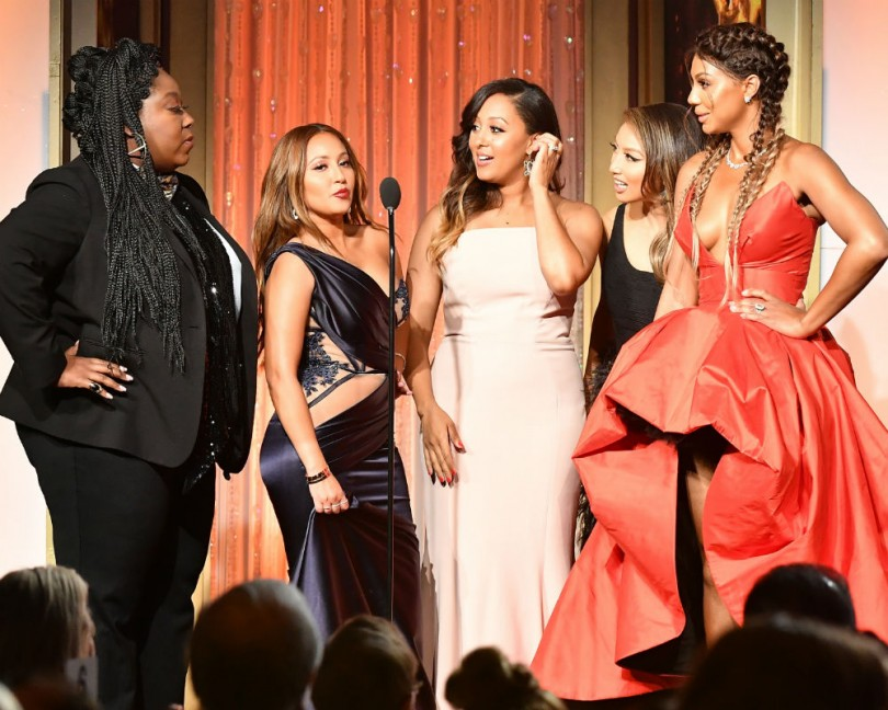 The real talk show cast how tamar braxton s health issues could