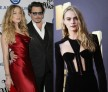 Amber Heard, Johnny Depp and Cara Delevingne