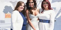 Catelynn Lowell, Farrah Abraham and Amber Portwood