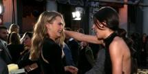 Cara Delevingne & Kendall Jenner