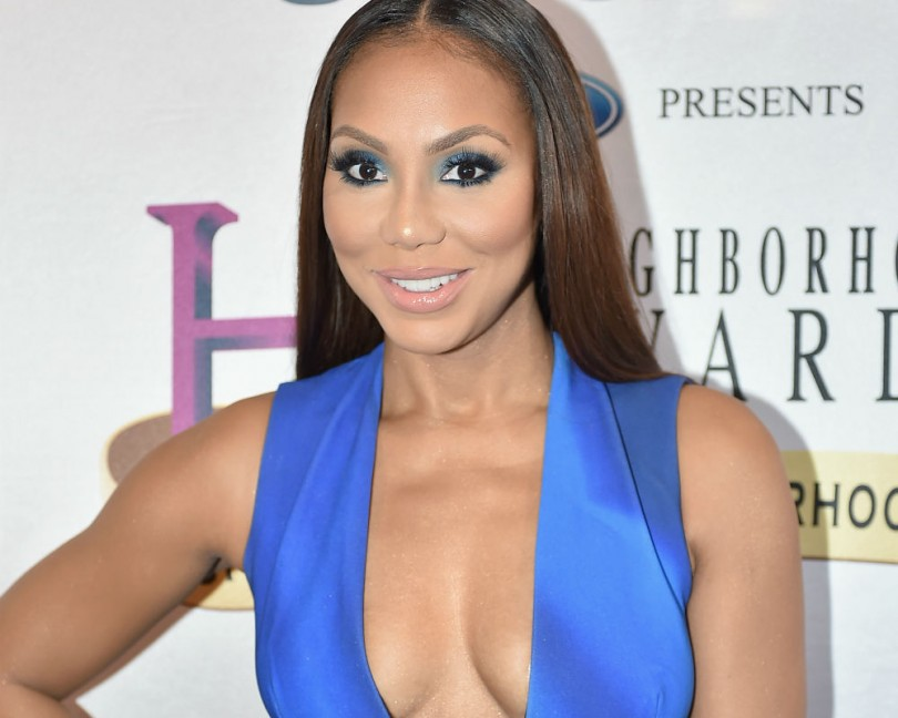 Tamar Braxton To Be Replaced By Sister Trina Braxton On 'The Real'?