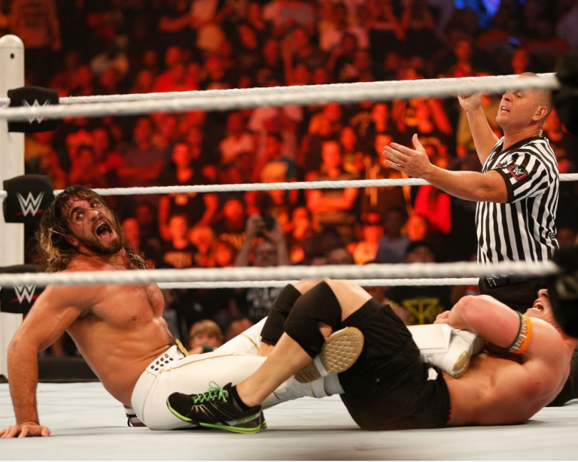 WWE RAW Results - 27 June 2016