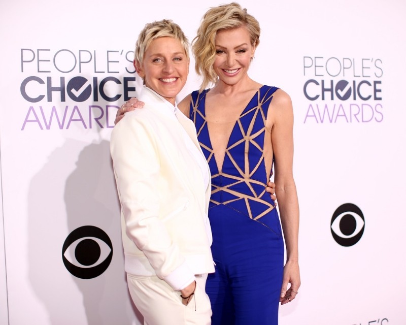 Ellen Degeneres Wife: Portia De Rossi Wedding Anniversary From Hell ...