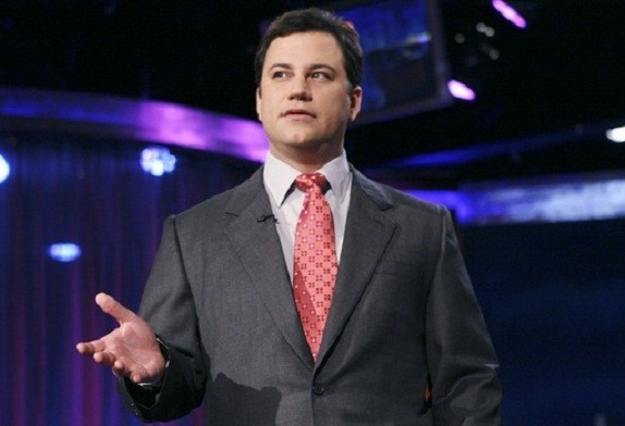 Photo Credit: Michael Desmond/ABC - Jimmy Kimmel