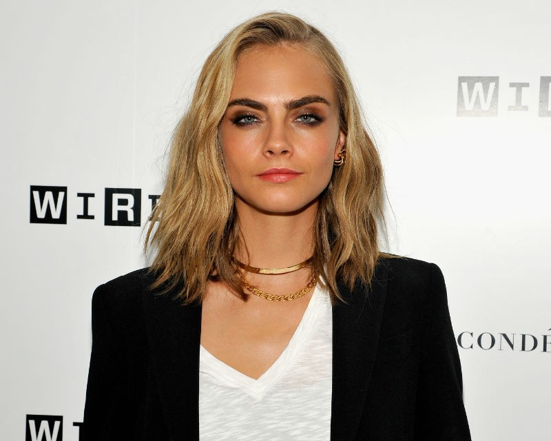 ... , Cara delevingne and st. vincent, who is Cara Delevingne dating